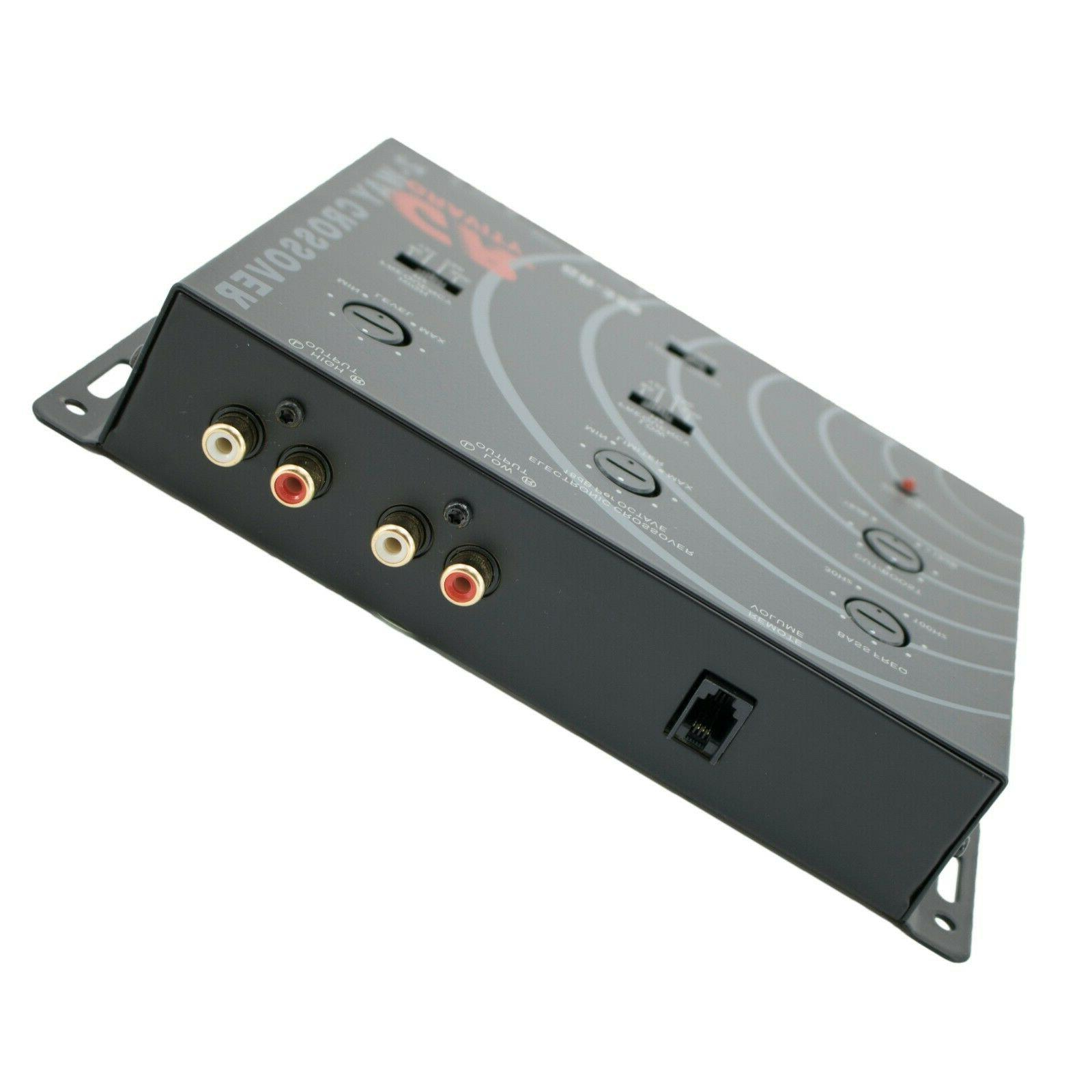 SoundXtreme AX2200 Crossover