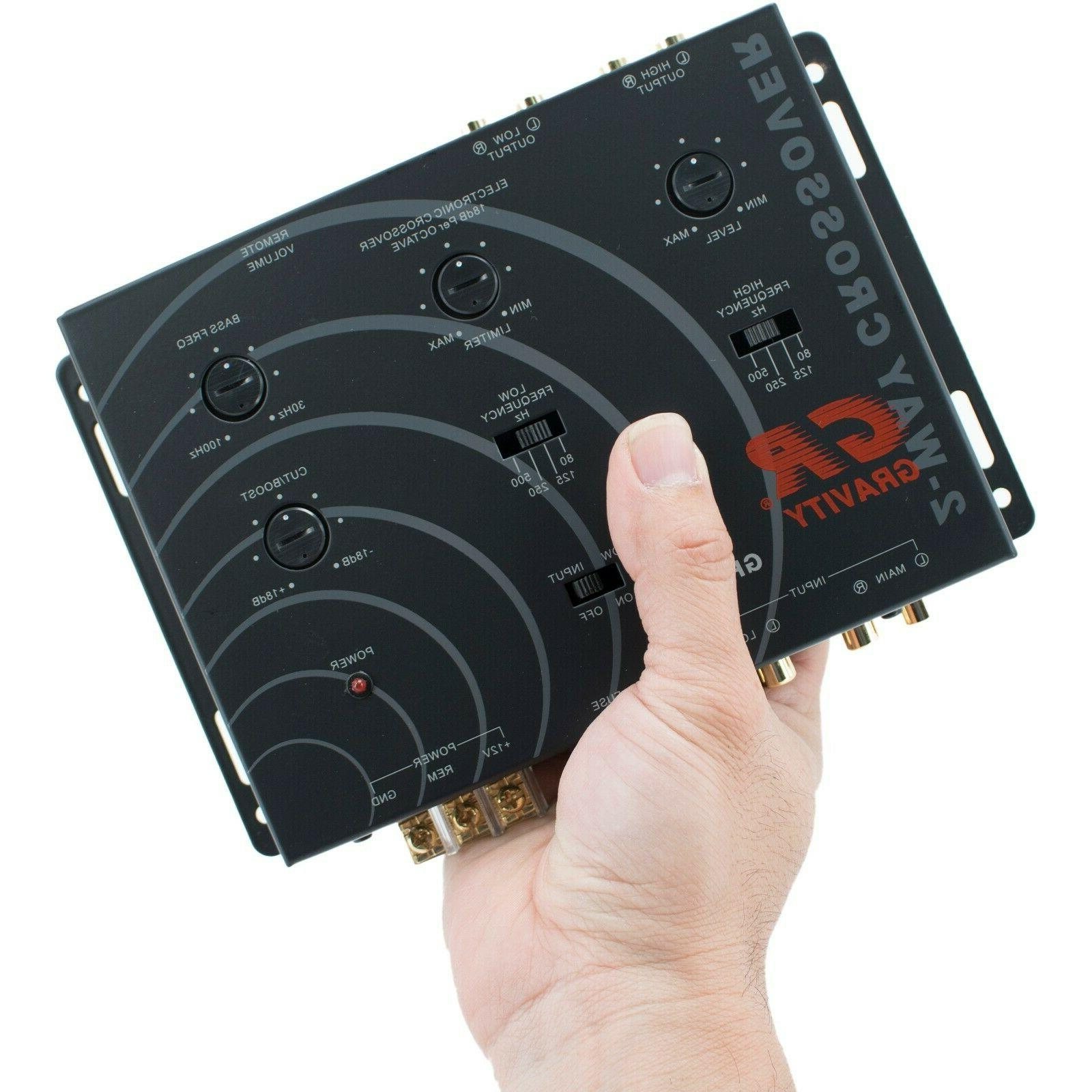 SoundXtreme AX2200 Crossover For / Speakers