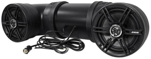 SOUNDSTORM BOOMTUBE Amplified Marine
