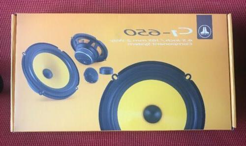 c1 1 component car speakers