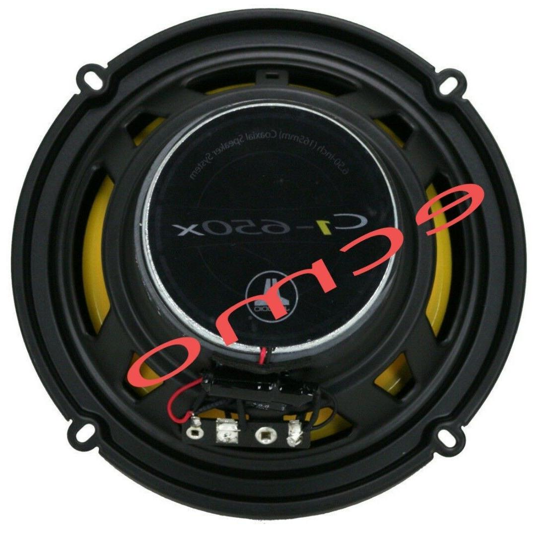 "JL Audio C1-650x C1 Series 6-1/2"" Coaxial Car NEW"