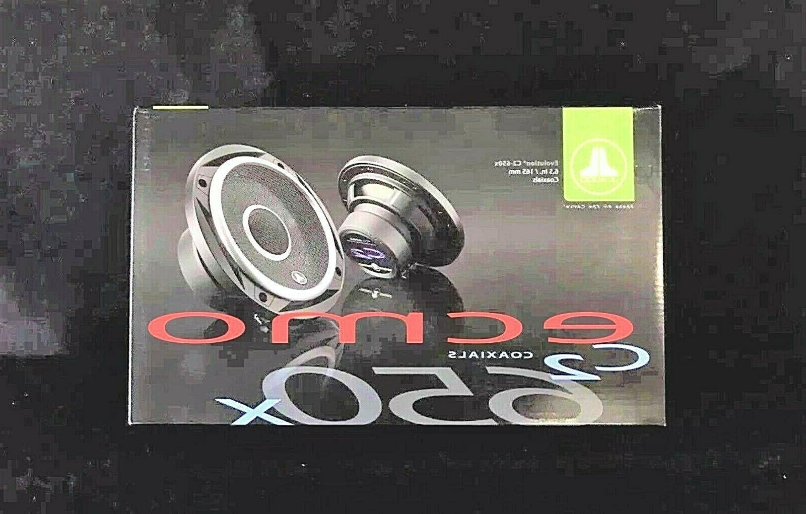 JL Stereo Speakers 100W Coaxial New
