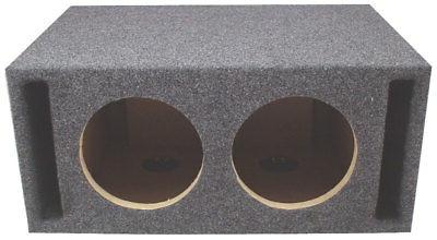 Car SPL Bass Vent Sub Stereo Enclosure