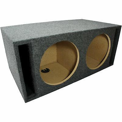 Car Dual SPL Vent Sub Enclosure