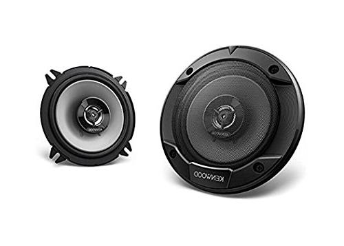 2X Kenwood 2-Way 300 Speakers with Enrock Mounting and Harness for GM Full Car