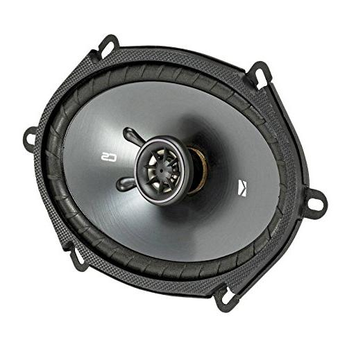 """Car Speaker Of 40CS684 6x8"""" Inch 450W Car Stereo + 4 Speaker Connector for Ford, Lincoln, Mazda, Mercury, Enrock Wire"""