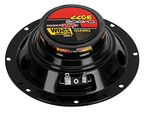 BOSS Audio Speakers 250 Watts Of Power Per Pair And 6.5 2 Way, Pairs, Easy Mounting