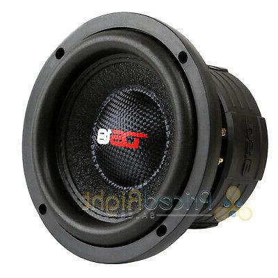 "DS18 Elite Z6 6.5"" Subwoofer Dual 4 Ohm 600 Watts Max Bass S"