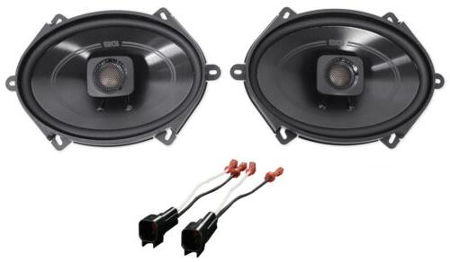 """Polk 5x7"""" Front Factory Speaker Replacement Kit For 2004-200"""