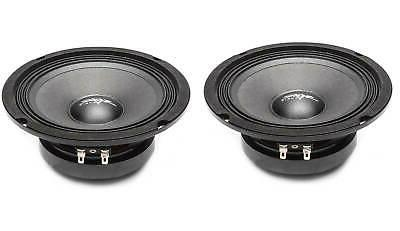 NEW SKAR AUDIO FSX65-8 6.5-INCH 8 300W AUDIO - PAIR