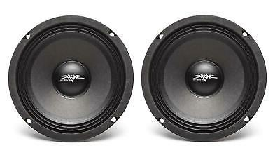 AUDIO FSX65-8 6.5-INCH 8 OHM 300W MAX AUDIO SPEAKERS -