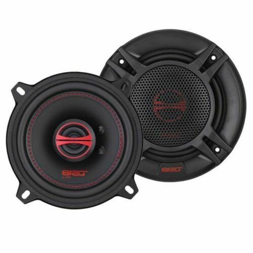 DS18 Speakers 660 4 Ohm Coaxial