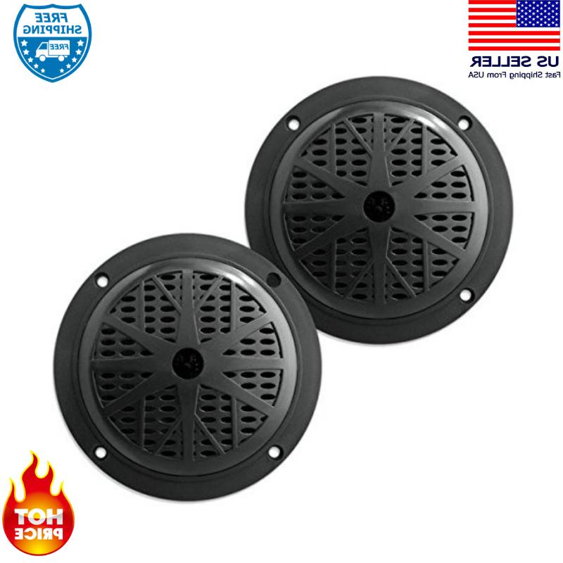 marine speakers waterproof 2 way full range