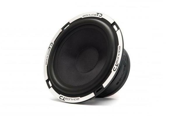 CT Sounds Meso Inch 3 Way Audio Component Speakers Set