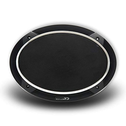 CT Sounds Meso Inch Silk Coaxial Car Audio Speakers