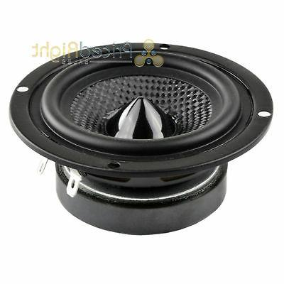 "3.5"" Mid Hi Speaker 100 Watts Power DS18 Z-354"