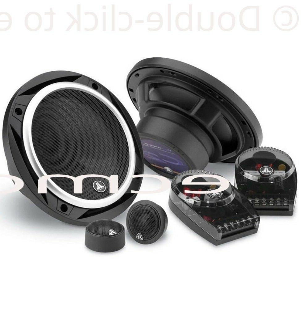 new c2 650 car stereo component speakers