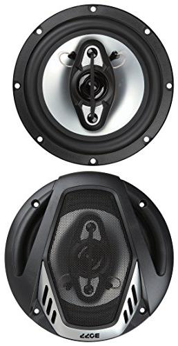 BOSS NX654 Speakers Of Power Pair, 200 Inch, Way, Easy Mounting