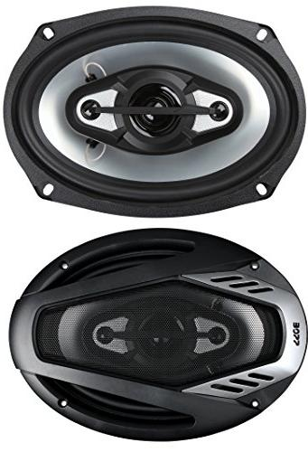 BOSS NX694 Watt , 9 Inch, 4 Car Speakers