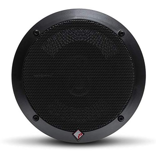"Rockford Punch Punch 6.75"" 3-Way Full-Range Speakers"