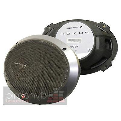 p1692 punch speakers 6x9 car audio coaxial