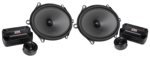 Pair MTX 360w Component Coaxial