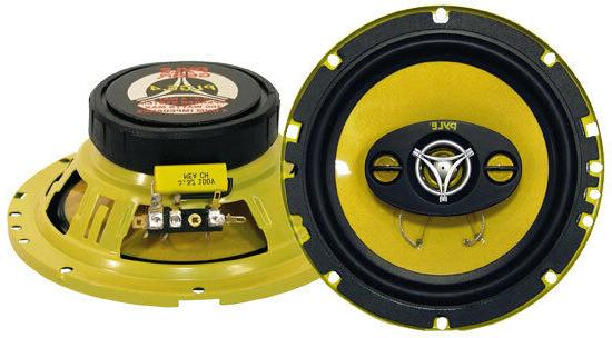 Car Four Way Speaker System - Pro 6.5 Inch 300 Watt 4 Ohm Mi