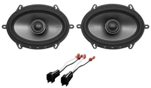 "Polk 5x7"" Front Speaker Replacement Kit For 1999-2004 Ford F"