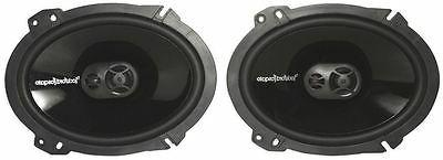 punch p1683 range speakers