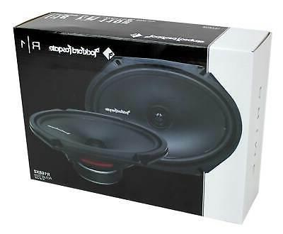 Rockford 110W Car Coaxial Speakers Stereo