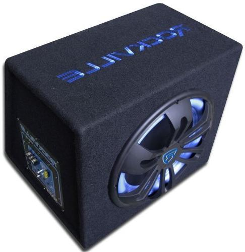 Rockville RVB12.1A 12 Inch 500W Powered Subwoofer+Sub