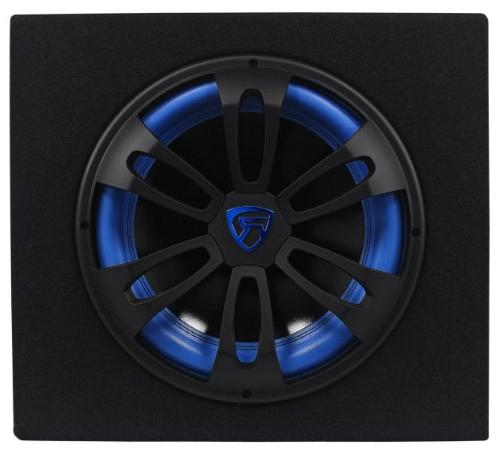 Rockville RVB12.1A Inch 500W Active Subwoofer+Sub