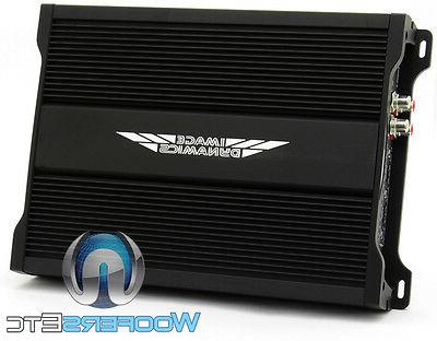 IMAGE DYNAMICS SQ800.4 CAR 4-CHANNEL 800W RMS COMPONENT SPEA