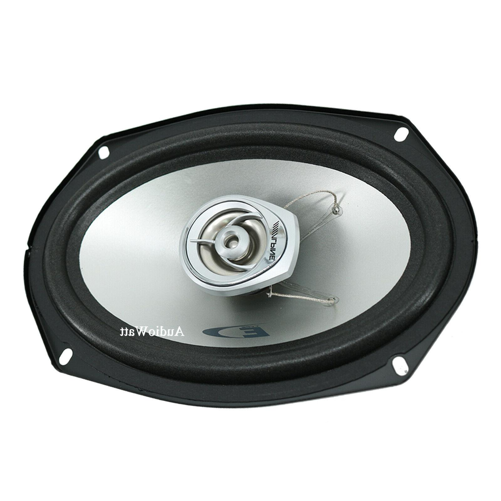 ALPINE SXE-6925S DOME TWEETER SPEAKERS WATTS 1 PAIR