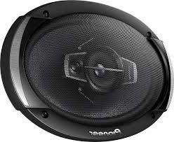 "Pioneer TS-A690R TS-A Series 6"" x 9"" 3-Way Car Speakers with"