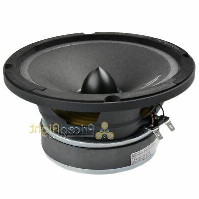 "Two - "" Low Mid Car Speakers"