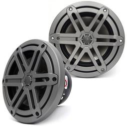 JL Audio M Series 6.5 Coaxial Black Marine Speakers