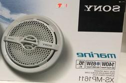 Sony Marine Speakers for car and boat 6,5'' white