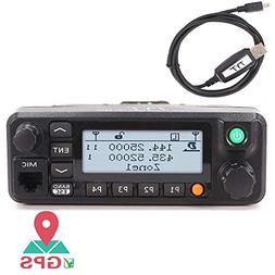 TYT MD-9600 Transceiver, 50W Mobile DMR Car Ham Radio, Digit