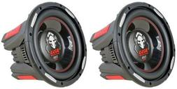 "NEW  15"" DVC 2500w Subwoofer Bass Speakers.Woofer.Car Audio"