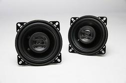 """NEW  4"""" Car Audio Speakers.four inch Stereo Pair.OEM Replace"""