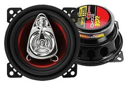 """NEW  4"""" Car Audio Speakers.four inch Stereo Pair. OEM Replac"""