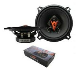 "NEW  5.25"" Car Audio Stereo Speakers.Pair.4ohm.Replacements."