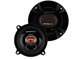 "NEW  5.25"" Car Speakers.Stereo Pair.Fits 5.25"".Shallow Mount"