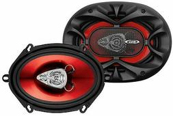 "NEW  5x7"" / 6x8"" Car Audio Speakers.Stereo Pair.Pillar.shall"