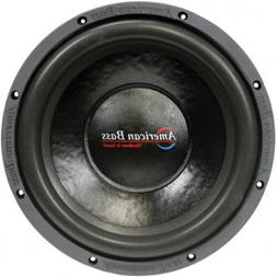 """NEW AB 10"""" DVC Subwoofer Speaker.Dual Voice Coil 4 ohm.Bass"""