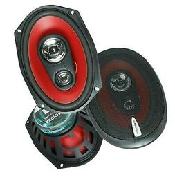 new audiotek 6x9 5 way 700 watts