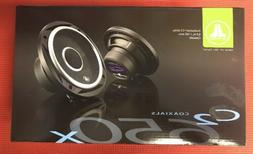 "New JL AUDIO C2-650X CAR 6.5"" COAXIAL SPEAKERS 2 WAY SILK DO"