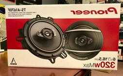 "NEW Pioneer TS-A1670F 320 Watt 6-1/2"" 3Way TSA Series Coaxia"