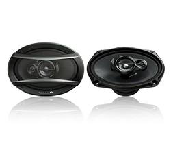 "New Pioneer TS-A6976R A-Series 6"" X 9"" 550W 3-Way Car Audio"